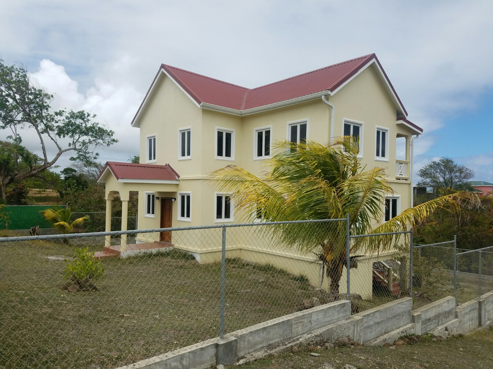 house for sale in St Lucia vieux fort